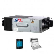 Приточно-вытяжная установка с рекуперацией тепла Cooper&Hunter CH-HRV1.5KDC