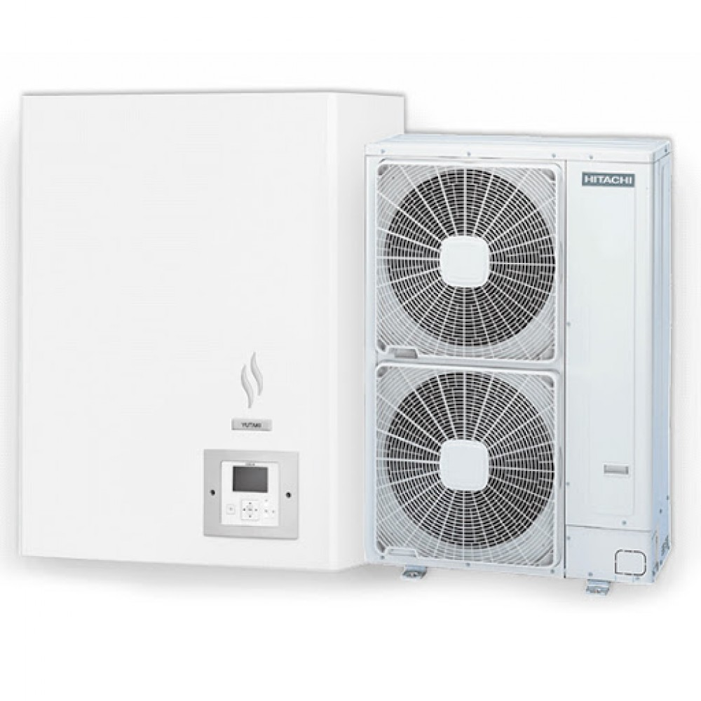 Тепловой насос Hitachi RWM-5.0NE+RAS-5WHVNPE