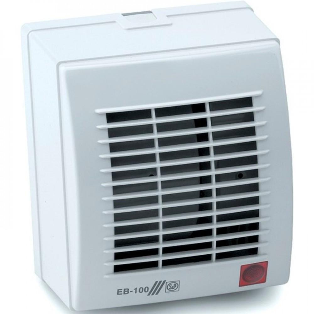 Центробежный вентилятор для ванной Soler&Palau EB-100 HT