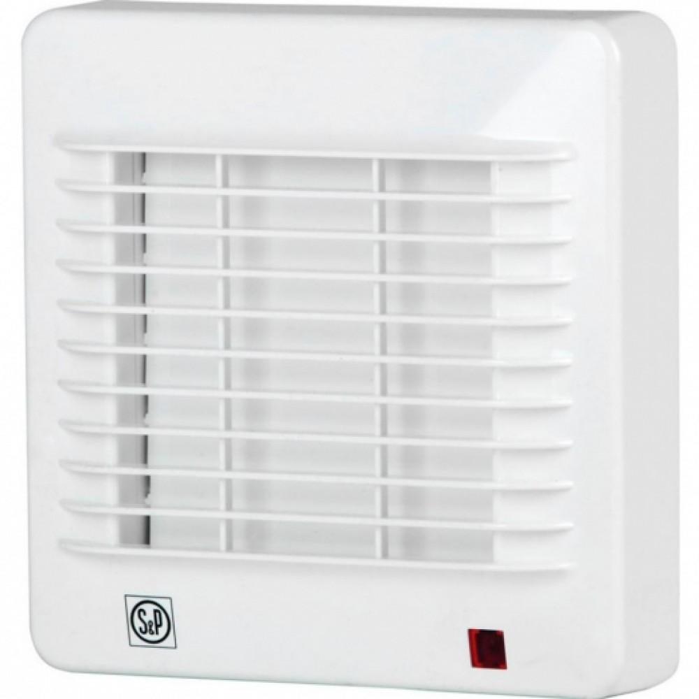 Осевой вентилятор для ванной Soler&Palau EDM-100 C