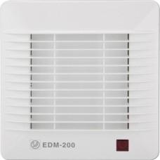 Бытовой осевой вентилятор Soler&Palau EDM-200 C