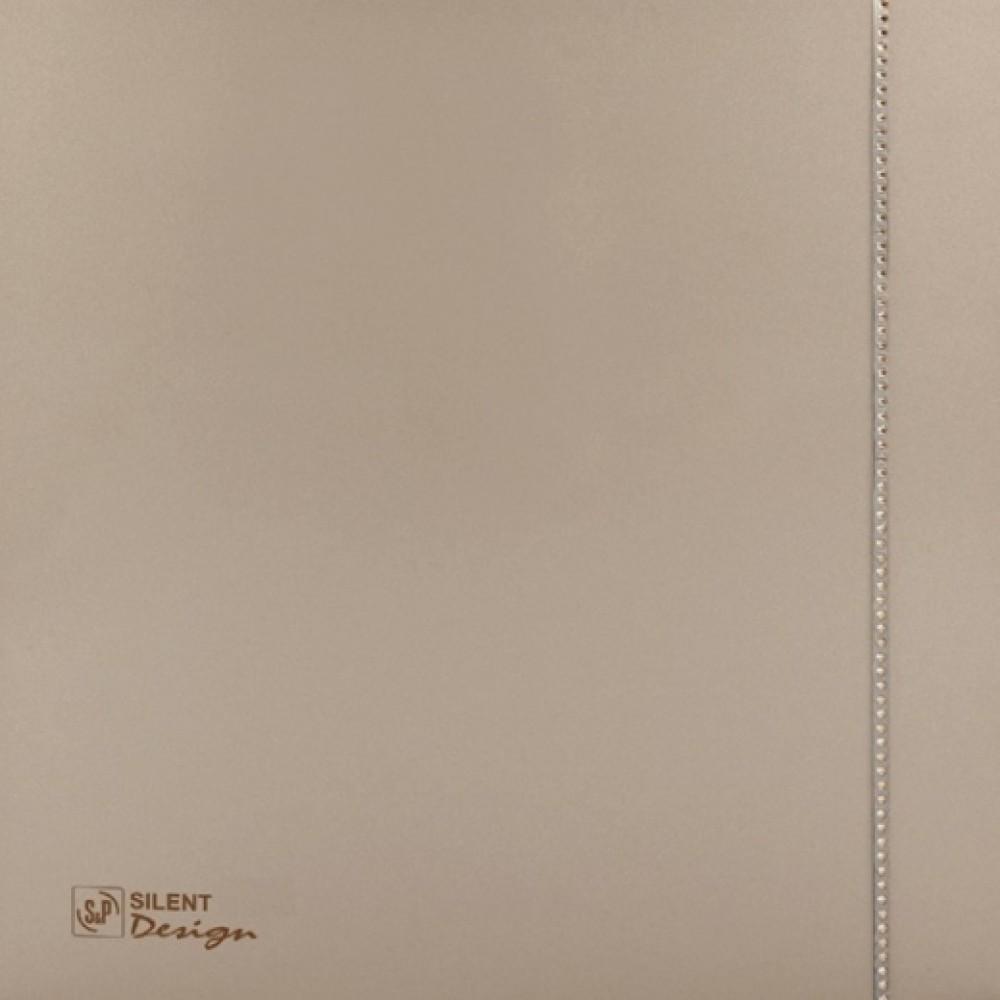 Осевой вентилятор для ванной Soler&Palau SILENT-100 CZ CHAMPAGNE DESIGN SWAROVSKI