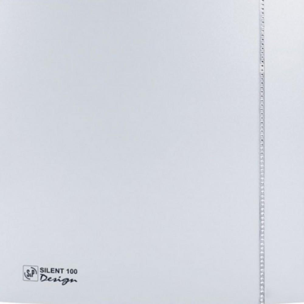 Осевой вентилятор для ванной Soler&Palau SILENT-100 CZ DESIGN SWAROVSKI