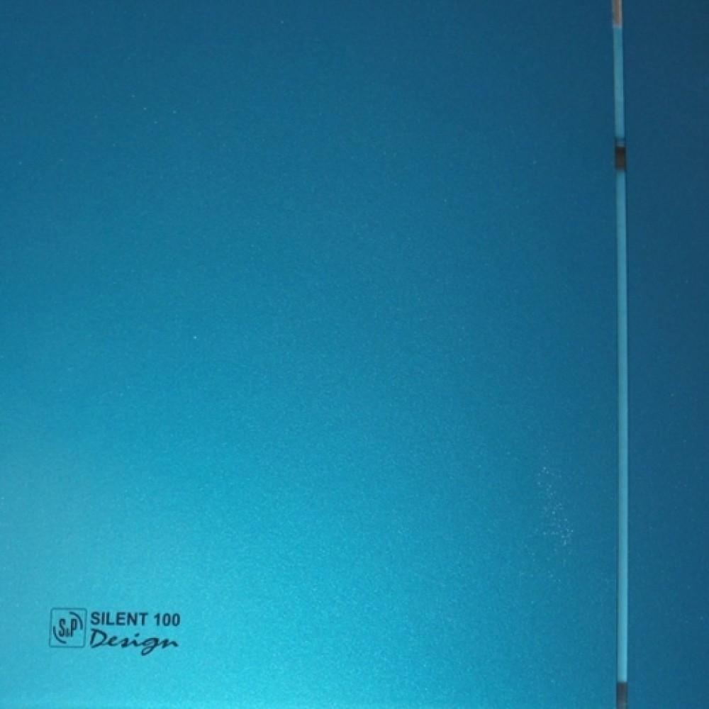 Осевой вентилятор для ванной Soler&Palau SILENT-100 CZ BLUE DESIGN - 4C