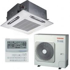 Кондиционер касcетный Toshiba RAV- RM56*UT(P)-E/RAV-GM56*AT(P)-E/RBC-U31PG(P)-E/RBC-AMS41E